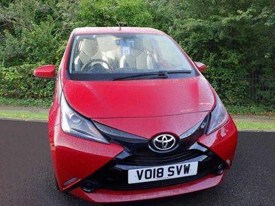 used Toyota Aygo 1.0 Vvt-I X-Play 5Dr