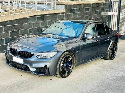 used BMW M3 3.0 BiTurbo DCT (s/s) 4dr