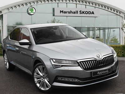 used Skoda Superb 2.0 TSI 190 SE L 5dr DSG