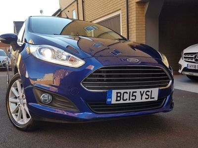used Ford Fiesta 1.0 EcoBoost Titanium (s/s) 3dr