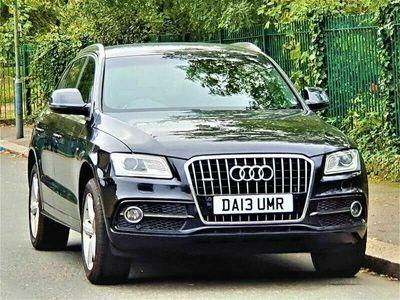 used Audi Q5 2.0T FSi Quattro S Line Auto 5-Door