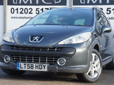 used Peugeot 207 Outdoor 1.6 HDi 5dr