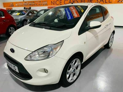 used Ford Ka 1.2 Titanium 3dr [Start Stop], PRIVACY, ONLY £30 ROAD TAX, ONLY 3 OWNERS FROM NEW