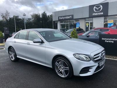used Mercedes E350 E ClassAMG Line 4dr 9G-Tronic 3.0