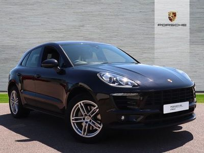 used Porsche Macan [252] 5Dr Pdk
