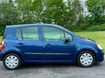 used Renault Modus Hatchback 1.5 dCi Expression (80bhp) 5d