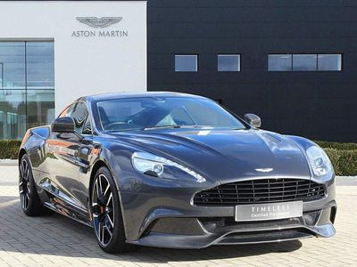 used Aston Martin Vanquish V12 [568] 2+2 2dr Touchtronic Auto