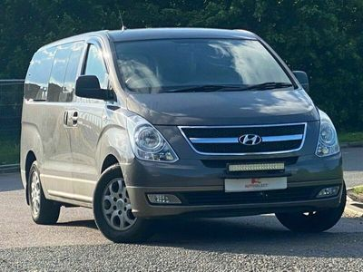 used Hyundai I800 2.5 STYLE CRDI 5d 168 BHP + APPLY FOR FINANCE ON OUR WEBSITE
