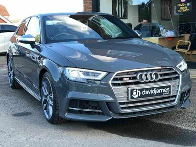 used Audi S3 2.0 TFSI quattro (s/s) 3dr