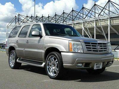 used Cadillac Escalade 6.0