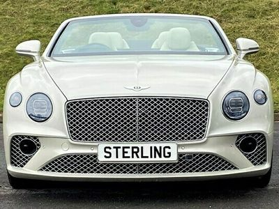 used Bentley Continental GT Convertible auto 2d