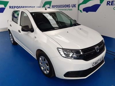 used Dacia Sandero 1.0 SCe Ambiance 5dr