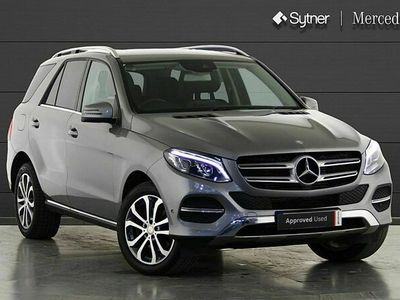 used Mercedes GLE250 Gle Estated 4Matic Sport 5dr 9G-Tronic 2.2
