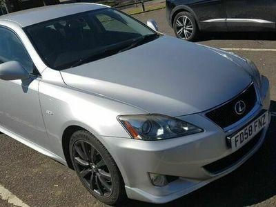 used Lexus IS250 2.5 SR 4dr