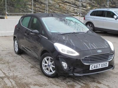 used Ford Fiesta 1.1 Zetec 5Dr