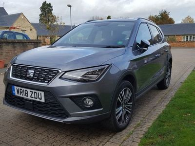 used Seat Arona 1.6 TDI XCELLENCE (s/s) 5dr