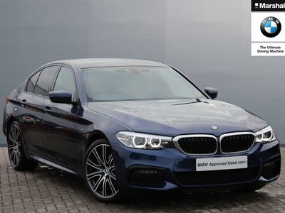 used BMW 530 5 Series i M Sport 4dr Auto Saloon 2018