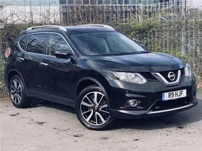 used Nissan X-Trail 1.6 Dci N-Vision 5Dr [7 Seat]