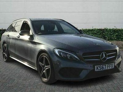 used Mercedes C250 C-ClassAMG Line Premium Plus 5dr 9G-Tronic