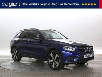 used Mercedes 250 GLC 2019 London 2.0Urban Edition 4Matic DCT
