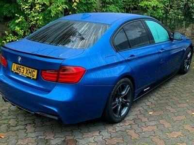 used BMW 325 3-Series Saloon d M Sport 4d