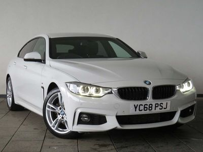 used BMW 430 4 Series d M Sport 5dr Auto [Professional Media]