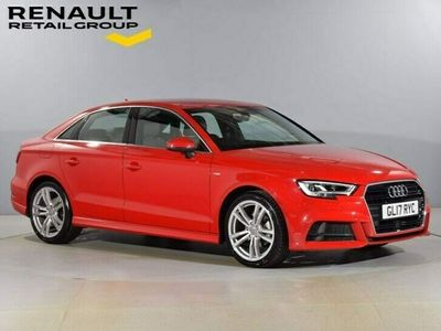 used Audi A3 1.4 TFSI S Line 4dr S Tronic