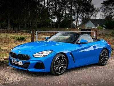 used BMW Z4 2.0 20i M Sport Auto sDrive (s/s) 2dr