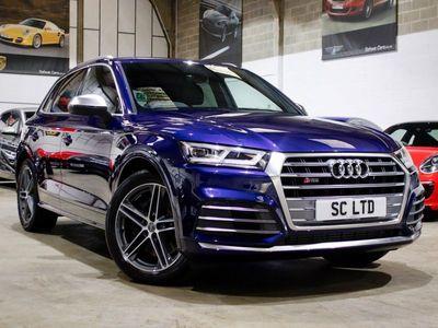 used Audi SQ5 3.0 TDI V6 Tiptronic quattro (s/s) 5dr
