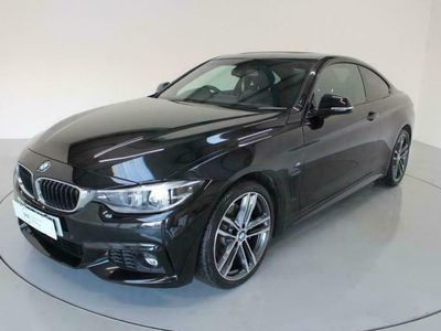 used BMW 430 4 SERIES 3.0 D M SPORT 2d AUTO 255 BHP diesel coupe
