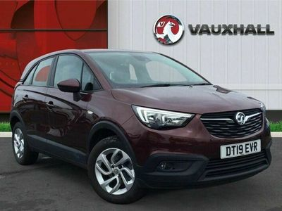 used Vauxhall Crossland X 1.2 Turbo Ecotec Gpf SE SUV 5dr Petrol Manual (s/s) (110 Ps)