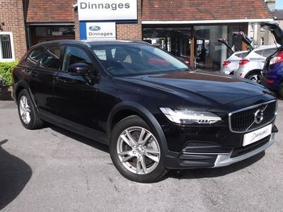 used Volvo V90 CC D4 2018 D4 AWD CROSS COUNTRY