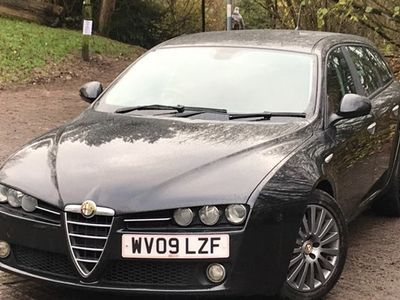 used Alfa Romeo 159 Sportwagon 1.9 JTDM 16v Lusso 5d