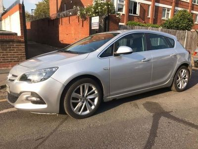 used Vauxhall Astra 1.6 16v Tech Line GT 5dr