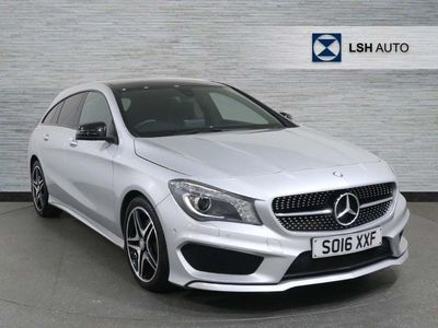 used Mercedes CLA220 Cla ClassAMG Sport 5dr Tip Auto 2.2
