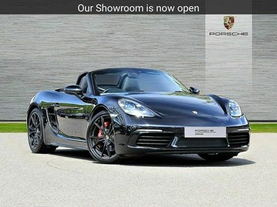 used Porsche 718 Boxster ROADSTER S 2dr PDK 2.5
