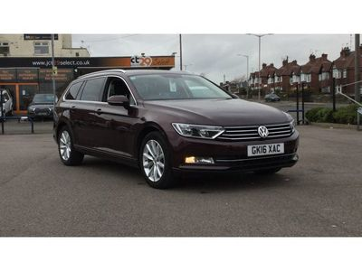 used VW Passat 2016 Mansfield 1.6 TDI SE Business 5dr Diesel Estate