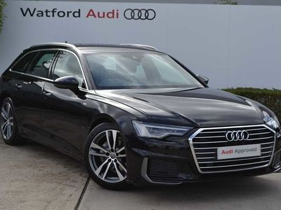 used Audi A6 40 Tdi S Line 5Dr S Tronic