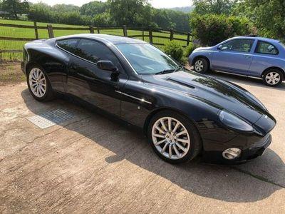used Aston Martin Vanquish V12 2003