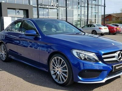 used Mercedes C300 H AMG LINE PREMIUM PLUS