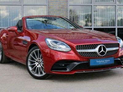 used Mercedes SLC300 SLCAMG Line G-Tronic (s/s) 2dr