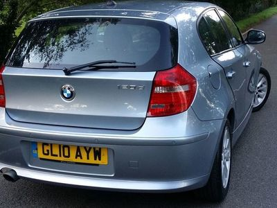 used BMW 120 1 Series 2.0 d SE 5dr