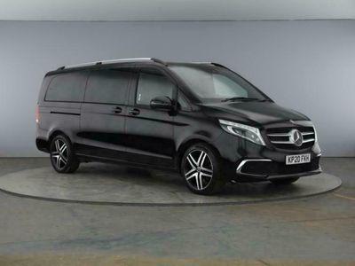 used Mercedes V220 V Classd Sport 5dr 9G-Tronic [Extra Long] Estate diesel estate