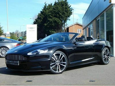 used Aston Martin DBS V12 2dr Volante Touchtronic