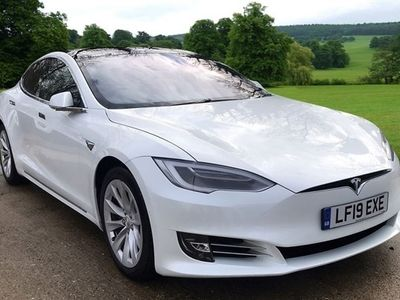 used Tesla Model S 0.0 75D 5d 517 BHP