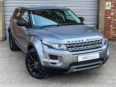 used Land Rover Range Rover evoque 2.2 SD4 PURE TECH AWD