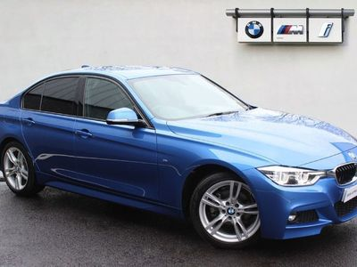 used BMW 320 3 Series i M Sport Saloon 2.0 4dr