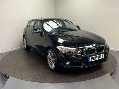used BMW 116 1 Series 1.5 d Sport Sports Hatch (s/s) 5dr