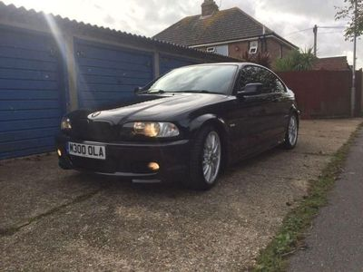 used BMW 330 3 Series 2002 E46 ci Automatic 3.0 2dr