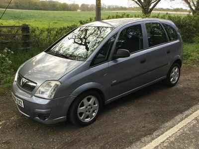 used Vauxhall Meriva 1.7 CDTi 16v Life 5dr